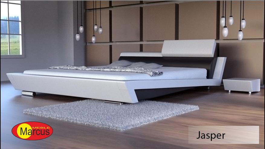 Zestaw łóżko Jasper Materac Kieszeniowy Verona