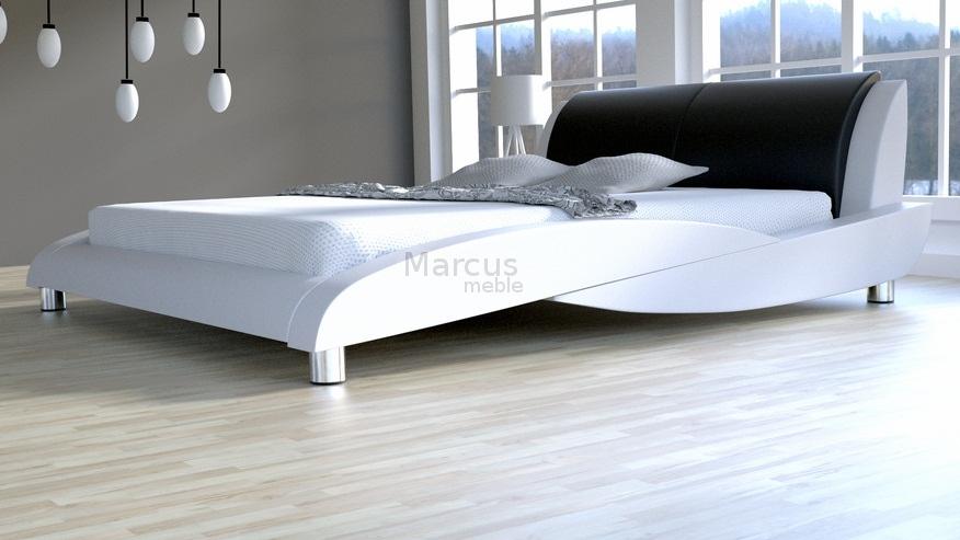 Nowoczesne łóżko Tapicerowane Stilo