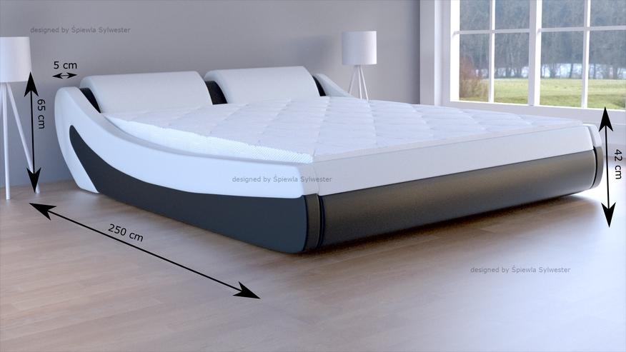 łóżko Beliago Z Pojemnikiem Na Pościel Nowość