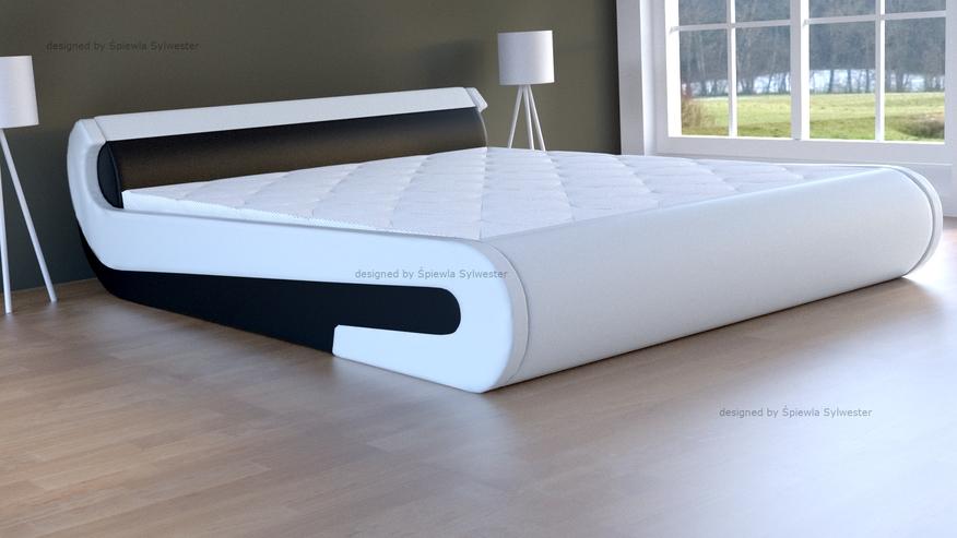 łóżko Rubens Z Pojemnikiem Na Pościel Nowość